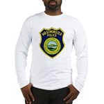 Westminster Massachusetts Pol Long Sleeve T-Shirt