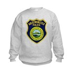 Westminster Massachusetts Pol Kids Sweatshirt