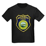 Westminster Massachusetts Pol Kids Dark T-Shirt