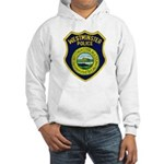 Westminster Massachusetts Pol Hooded Sweatshirt