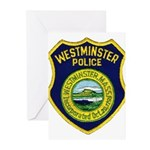 Westminster Massachusetts Pol Greeting Cards (Pk o