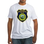 Westminster Massachusetts Pol Fitted T-Shirt