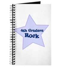 4th Graders Rock Journal