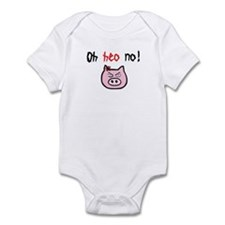 Vietnamese - Hell No! Infant Bodysuit