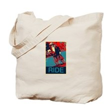 Unique Cycle Tote Bag