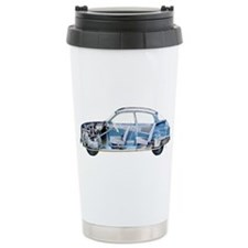 1961 96 Ceramic Travel Mug