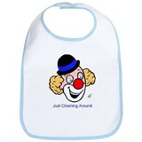 Unique  clown Bib