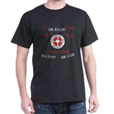 Scrubs Characters T-Shirt