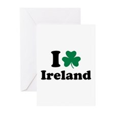 I love Ireland Greeting Cards (Pk of 10)