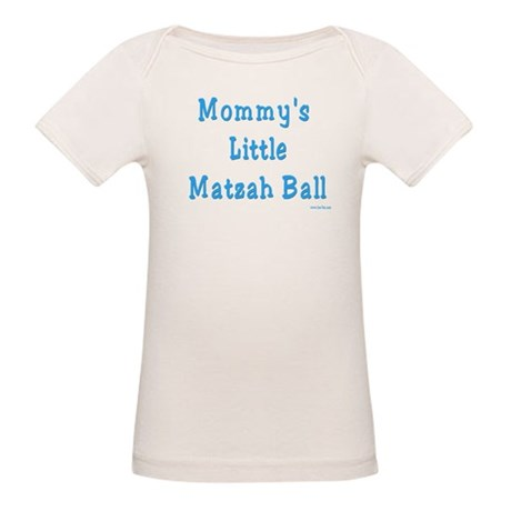 Little Matzah Ball Passover Organic Baby T-Shirt
