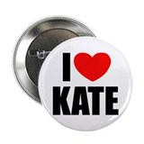 "I Heart Kate Austen from Lost 2.25"" Button"