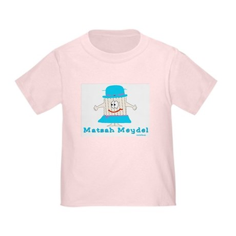 Matzah Meydel Passover Toddler T-Shirt