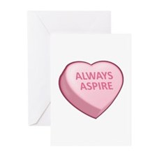 ALWAYS ASPIRE Greeting Cards (Pk of 20)