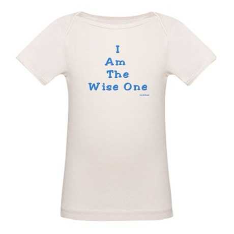 The Wise One Passover Organic Baby T-Shirt