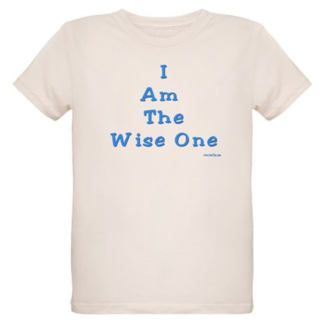The Wise One Passover Organic Kids T-Shirt
