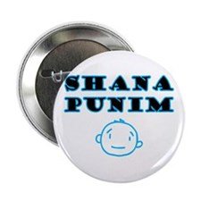 Shana Punim Button