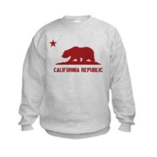 California Republic Kids Sweatshirt