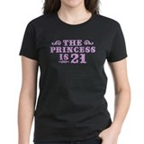 The Princess is 21  T