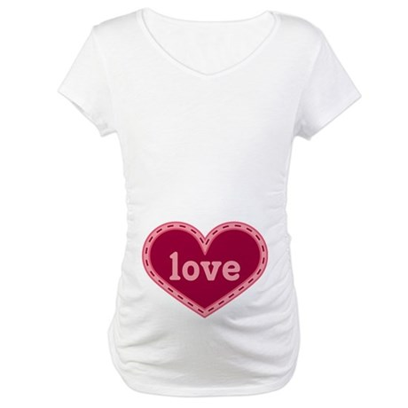 Stitches Of Love Maternity T-Shirt