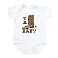 Texas Baby Infant Bodysuit