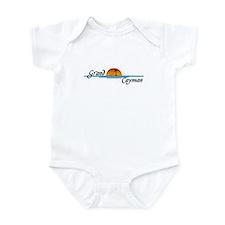 Grand Cayman Sunset Infant Bodysuit