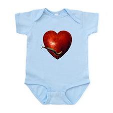 Love Slug Infant Bodysuit