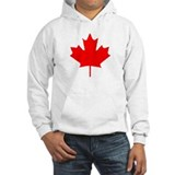 Maple Leaf Hoodie Sweatshirt