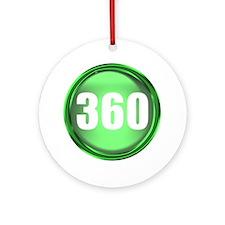 360 Ornament (Round)