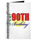 90th Birthday Party Journal