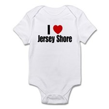 Jersey Shore Infant Bodysuit