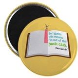 Lost Book Club Magnet