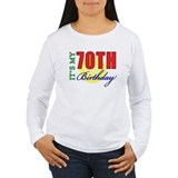 70th Birthday Party T-Shirt