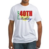 40th Birthday Party Shirt