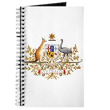 Australia Coat of Arms Journal
