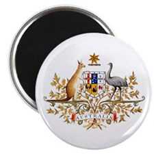 "Australia Coat of Arms 2.25"" Magnet (10 pack)"