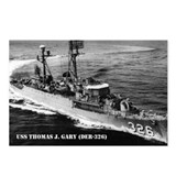 USS THOMAS J. GARY Postcards (Package of 8)
