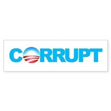 Extreme Anti Obama Bumper Sticker (10 pk)