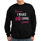 Hot 60th Birthday Sweatshirt