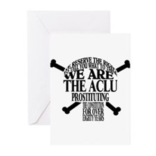 WE RESERVE THE RIGHT TO TELL  Greeting Cards (Pack