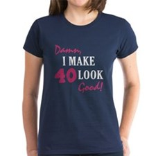 Hot 40th Birthday Tee