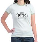 PEK Beijing Jr. Ringer T-Shirt