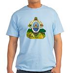 Honduras Coat of Arms Light T-Shirt