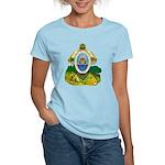 Honduras Coat of Arms (Front) Women's Light T-Shir