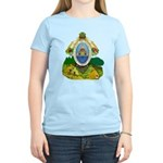 Honduras Coat of Arms Women's Light T-Shirt