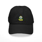 Honduras Coat of Arms Black Cap