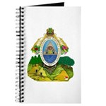 Honduras Coat of Arms Journal