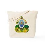 Honduras Coat of Arms Tote Bag