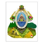 Honduras Coat of Arms Small Poster