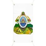 Honduras Coat of Arms Banner