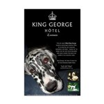 King George Hotel Poster Print